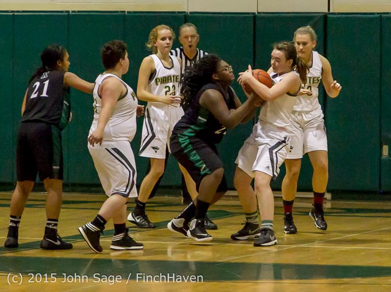16520 Girls Varsity Basketball v Klahowya 120915