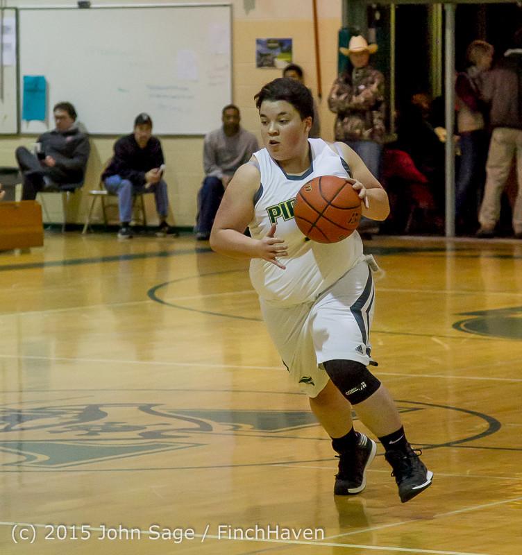 16542 Girls Varsity Basketball v Klahowya 120915