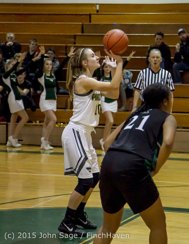 16668 Girls Varsity Basketball v Klahowya 120915