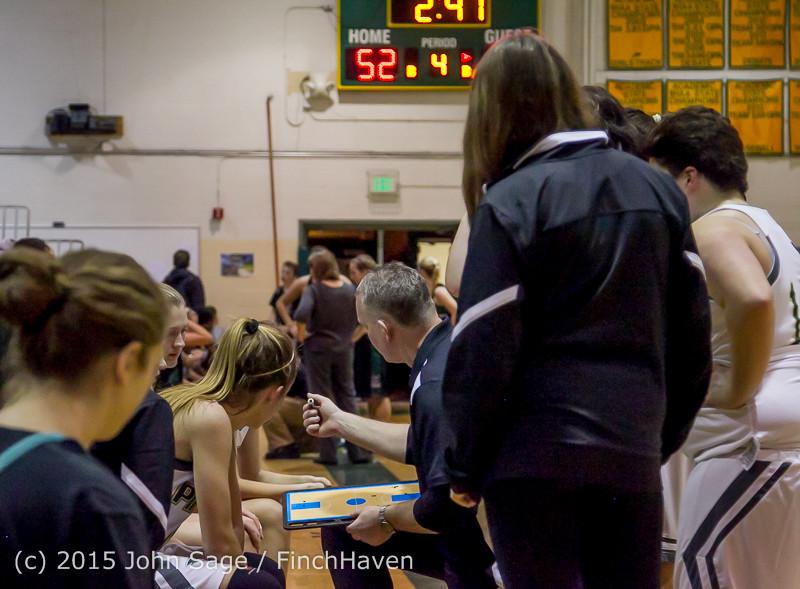16678 Girls Varsity Basketball v Klahowya 120915