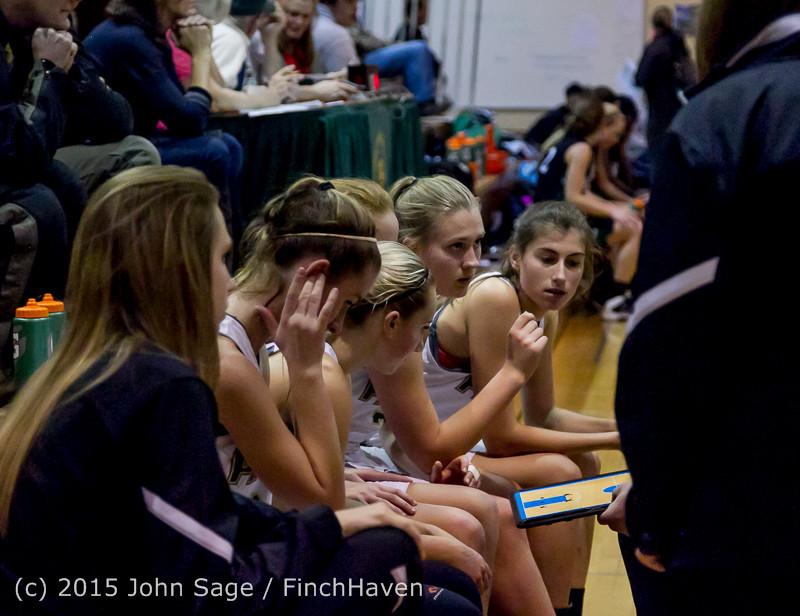 16683 Girls Varsity Basketball v Klahowya 120915