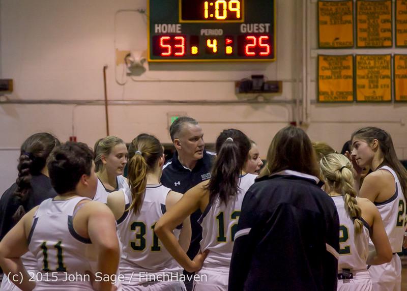 16774 Girls Varsity Basketball v Klahowya 120915