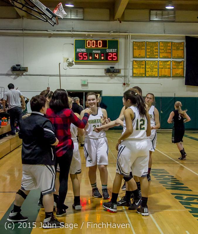 16896 Girls Varsity Basketball v Klahowya 120915