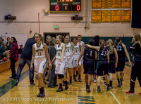16920 Girls Varsity Basketball v Klahowya 120915