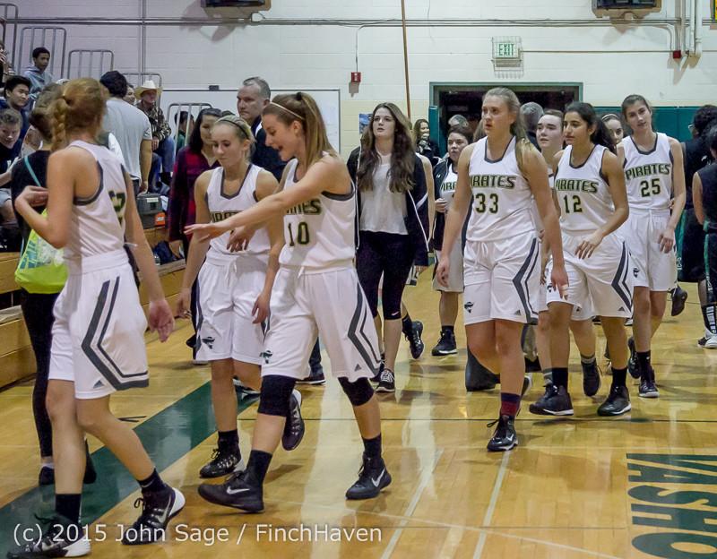 16931 Girls Varsity Basketball v Klahowya 120915