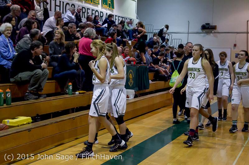 16940 Girls Varsity Basketball v Klahowya 120915