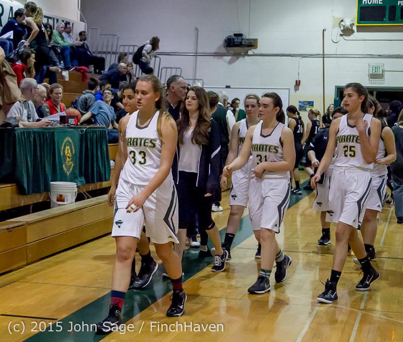 16943 Girls Varsity Basketball v Klahowya 120915