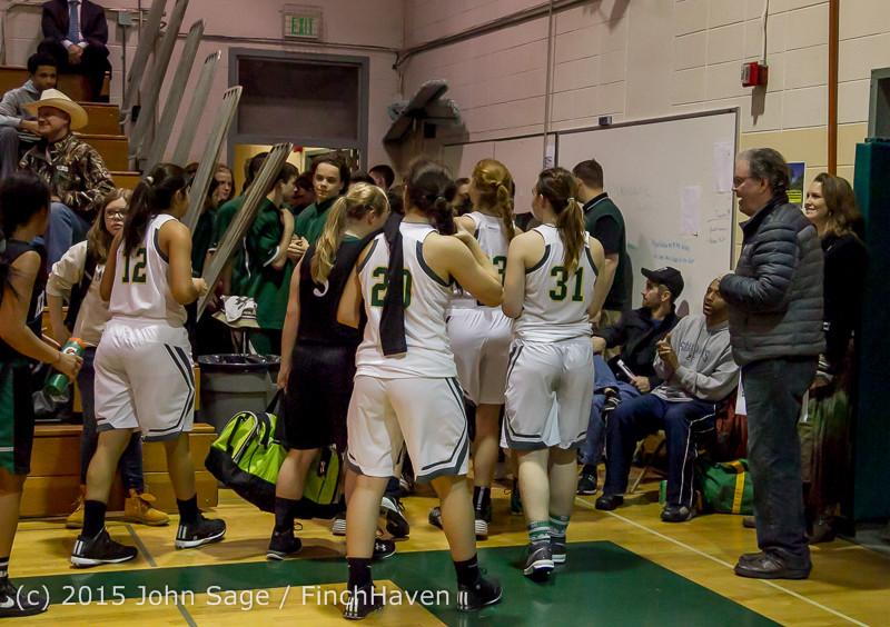 16970 Girls Varsity Basketball v Klahowya 120915
