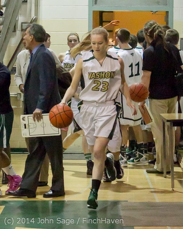 17671 Girls Varsity Basketball v CWA 01172014