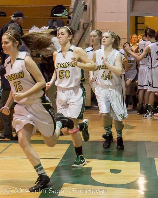 17686 Girls Varsity Basketball v CWA 01172014
