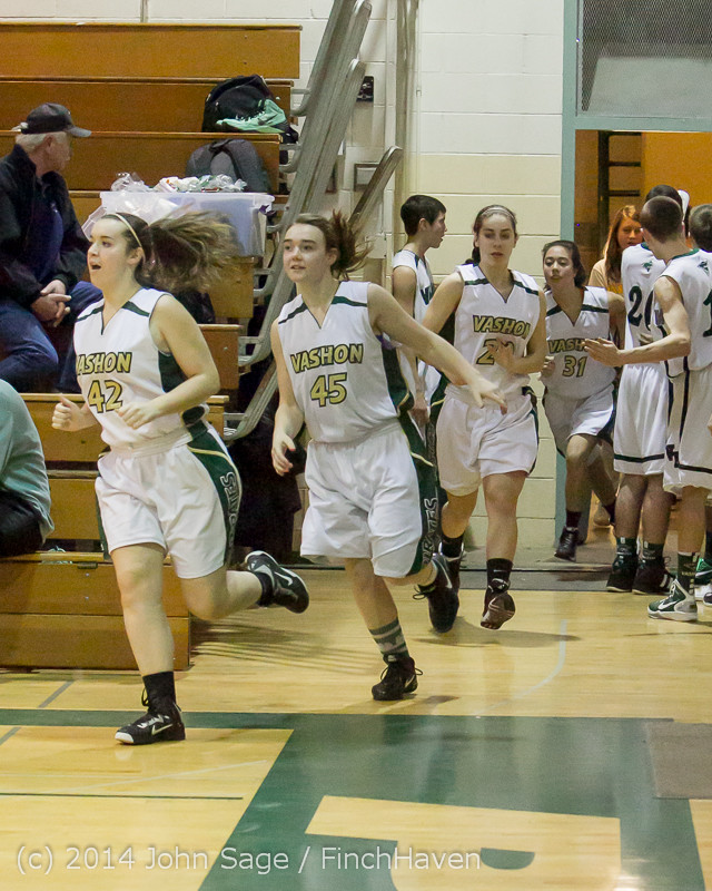 17709 Girls Varsity Basketball v CWA 01172014