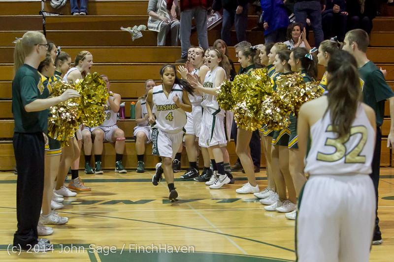 17743 Girls Varsity Basketball v CWA 01172014