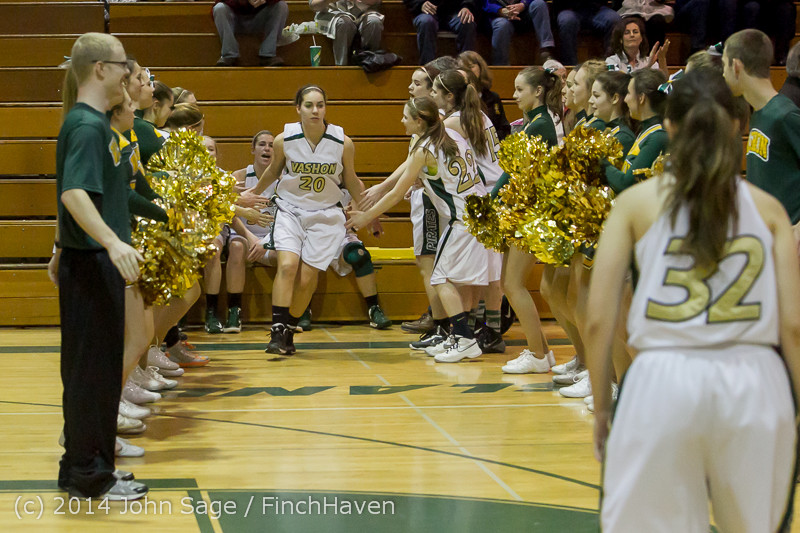 17757 Girls Varsity Basketball v CWA 01172014