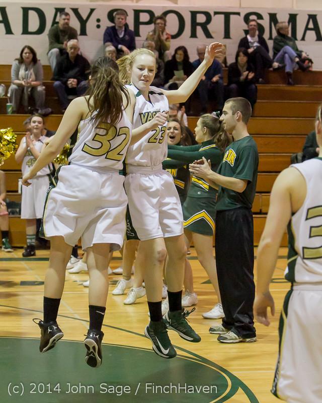 17800 Girls Varsity Basketball v CWA 01172014