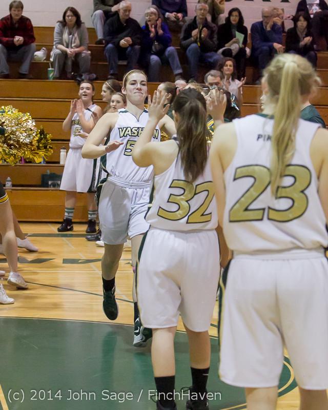 17824 Girls Varsity Basketball v CWA 01172014