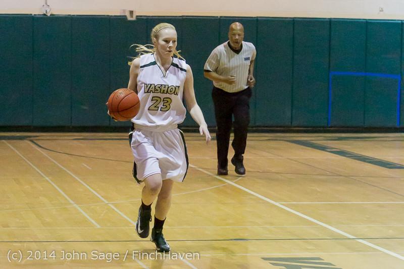 17863 Girls Varsity Basketball v CWA 01172014