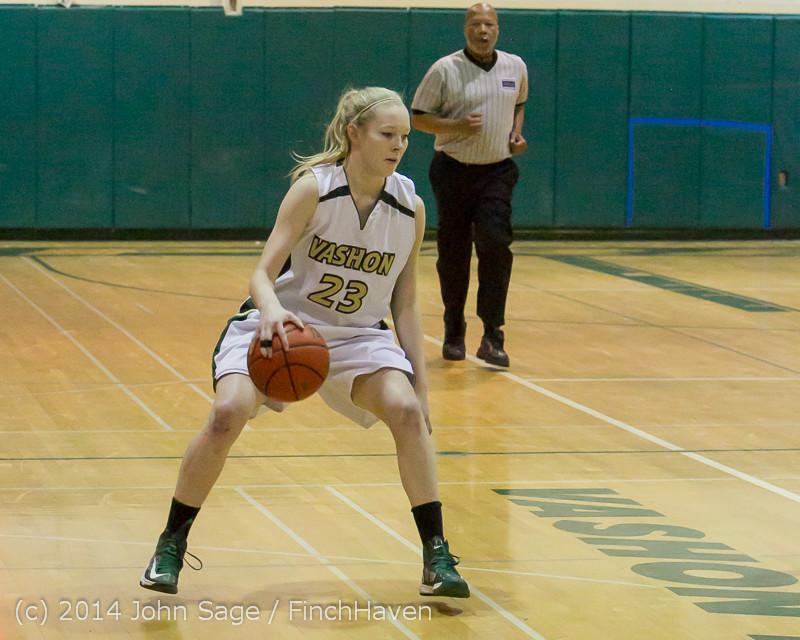 17869 Girls Varsity Basketball v CWA 01172014