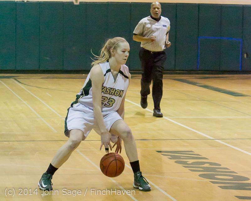 17870 Girls Varsity Basketball v CWA 01172014