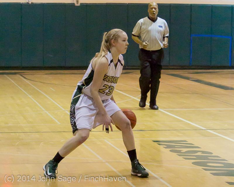17871 Girls Varsity Basketball v CWA 01172014