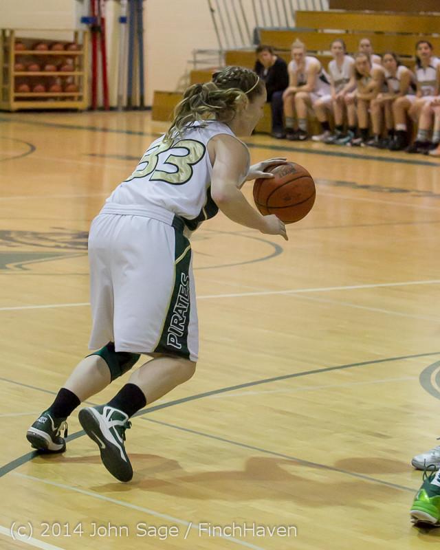 17875 Girls Varsity Basketball v CWA 01172014