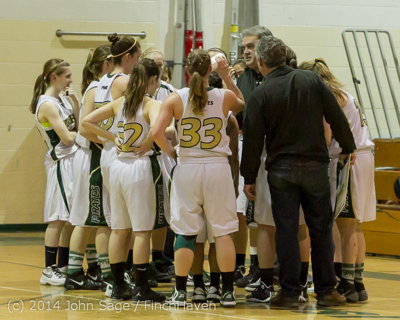 17950 Girls Varsity Basketball v CWA 01172014