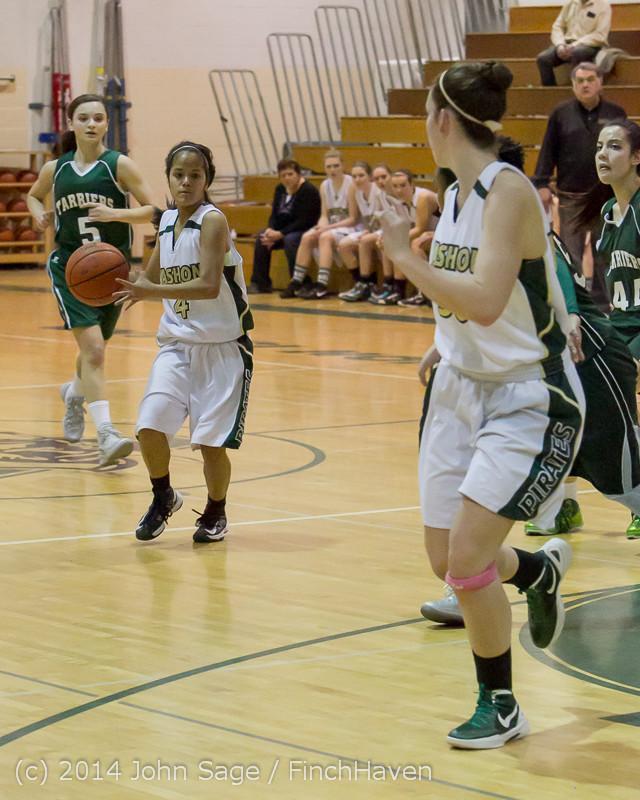 17978 Girls Varsity Basketball v CWA 01172014