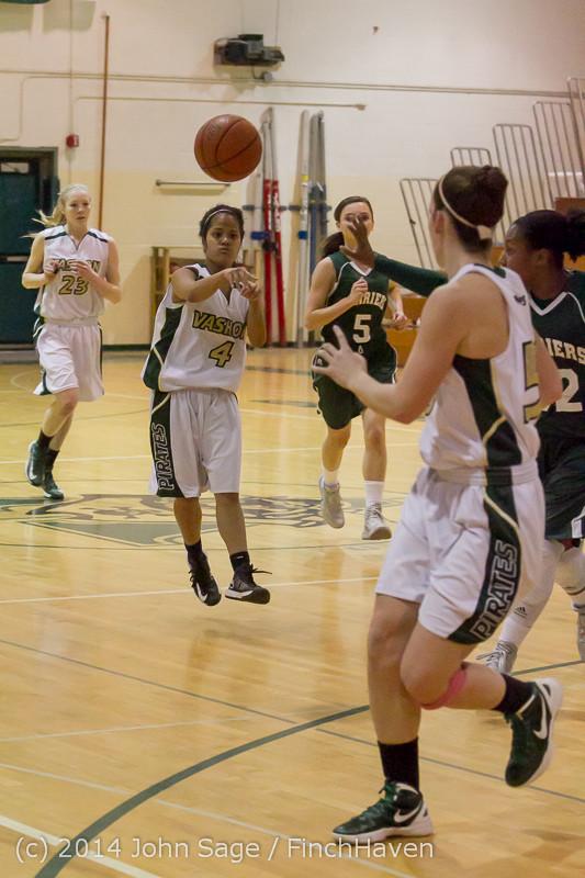 17981 Girls Varsity Basketball v CWA 01172014