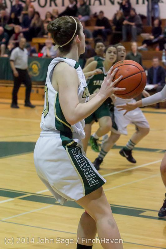 17987 Girls Varsity Basketball v CWA 01172014