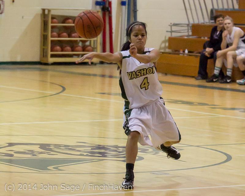 18017 Girls Varsity Basketball v CWA 01172014