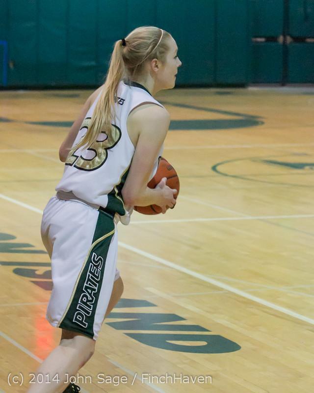 18021 Girls Varsity Basketball v CWA 01172014