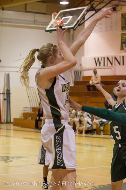 18041 Girls Varsity Basketball v CWA 01172014