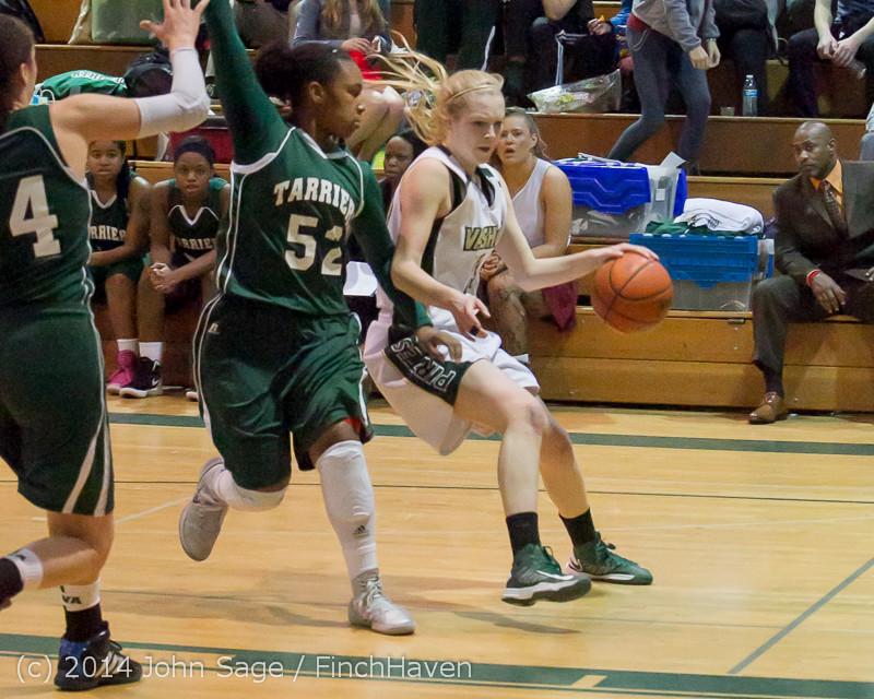 18072 Girls Varsity Basketball v CWA 01172014