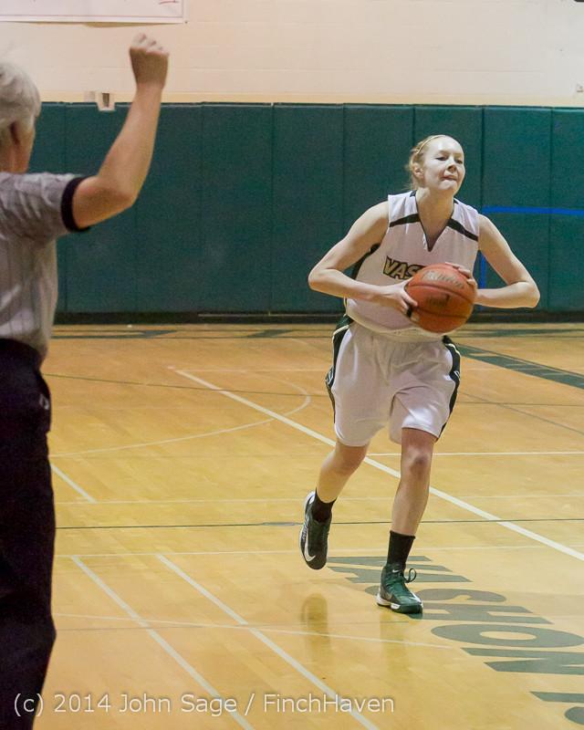 18093 Girls Varsity Basketball v CWA 01172014