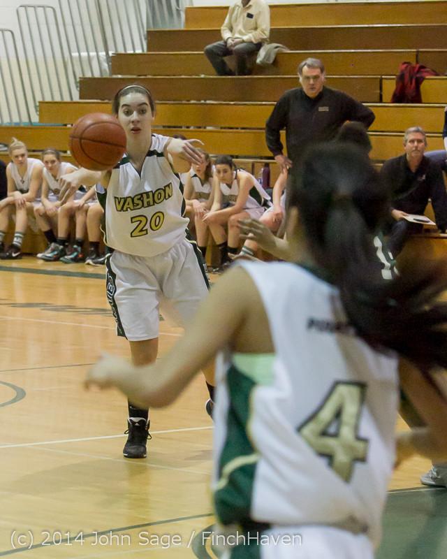 18175 Girls Varsity Basketball v CWA 01172014