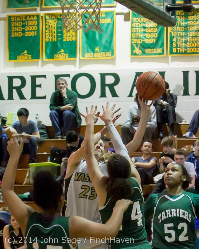 18212 Girls Varsity Basketball v CWA 01172014