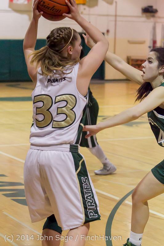 18284 Girls Varsity Basketball v CWA 01172014