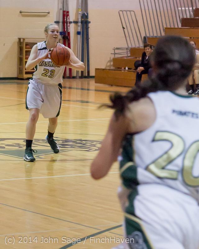 18338 Girls Varsity Basketball v CWA 01172014
