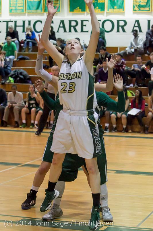 18361 Girls Varsity Basketball v CWA 01172014