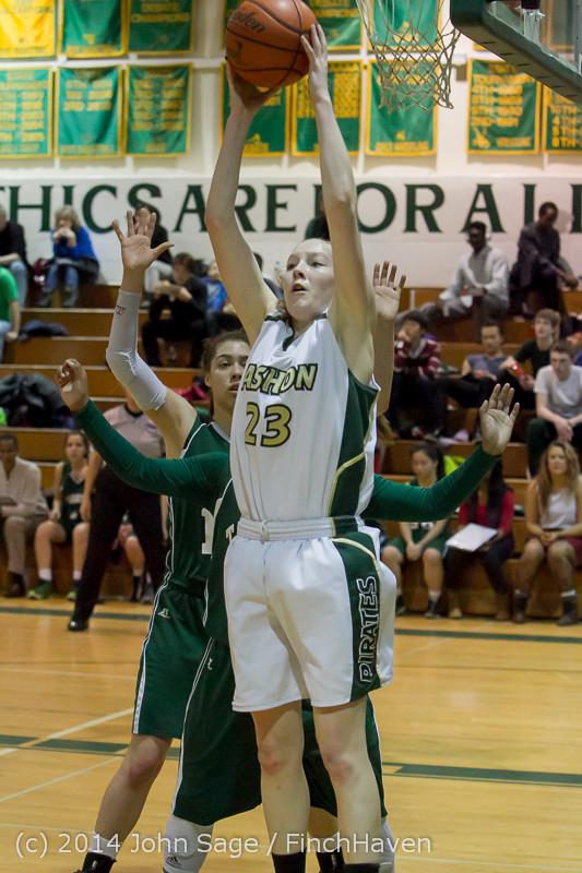 18363 Girls Varsity Basketball v CWA 01172014
