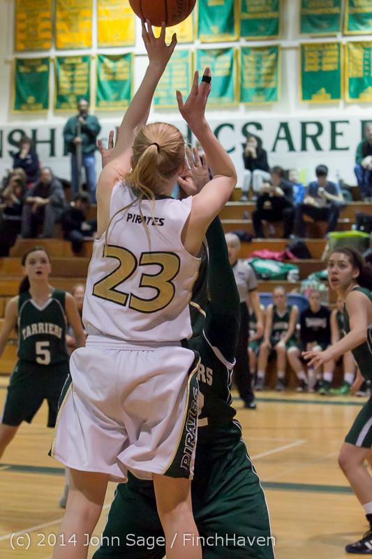 18371 Girls Varsity Basketball v CWA 01172014