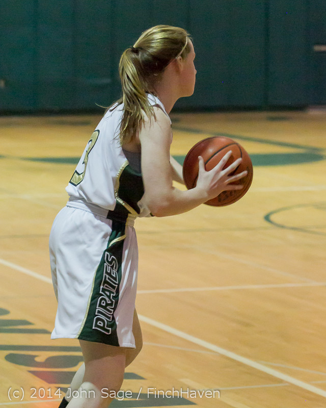 18481 Girls Varsity Basketball v CWA 01172014