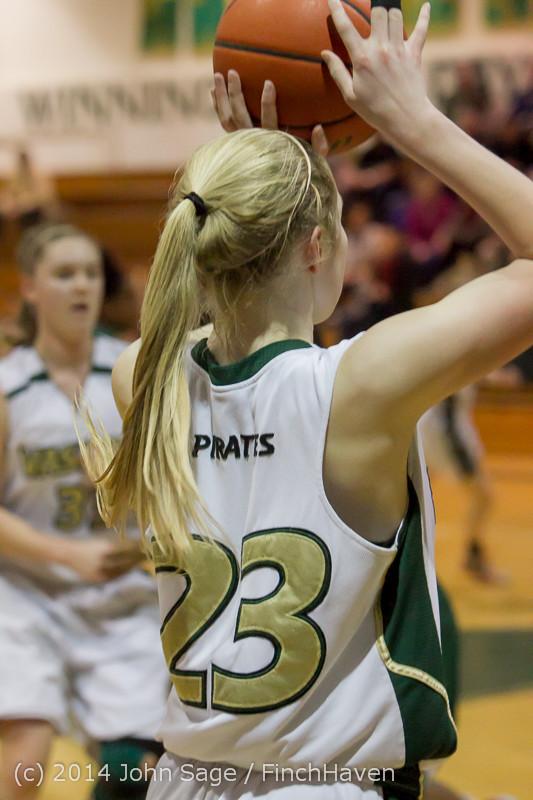18485 Girls Varsity Basketball v CWA 01172014