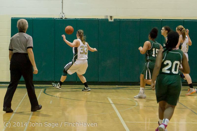 18587 Girls Varsity Basketball v CWA 01172014