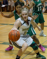 18617 Girls Varsity Basketball v CWA 01172014