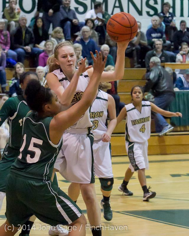 18727 Girls Varsity Basketball v CWA 01172014
