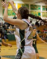 18733 Girls Varsity Basketball v CWA 01172014