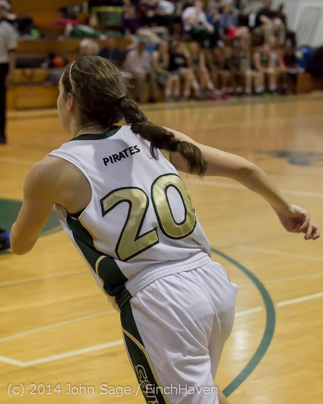 18742 Girls Varsity Basketball v CWA 01172014