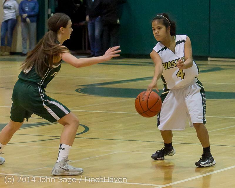 18823 Girls Varsity Basketball v CWA 01172014