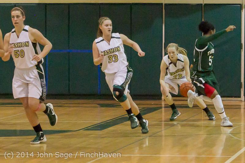 18884 Girls Varsity Basketball v CWA 01172014