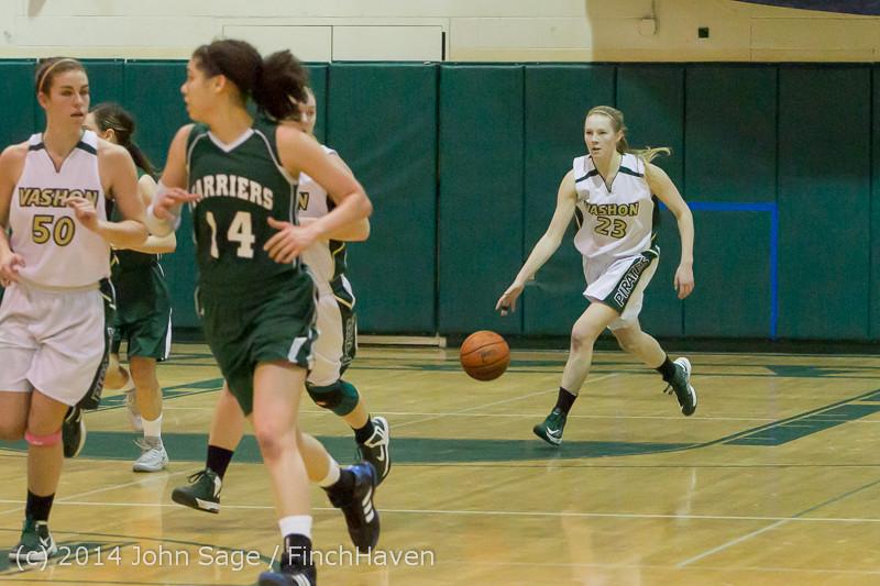 18888 Girls Varsity Basketball v CWA 01172014